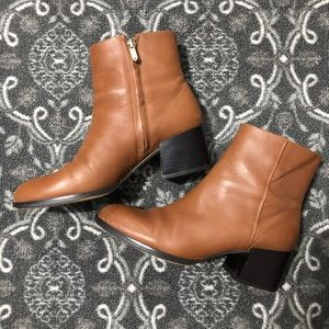 Sam Edelman | brown booties